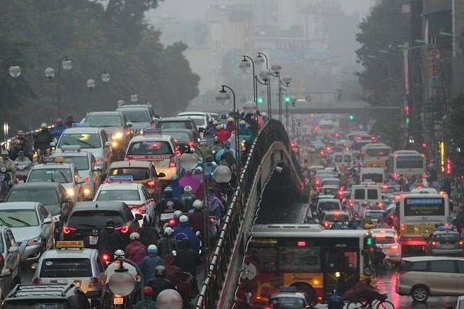 200.000 USD chống ùn tắc: Mở dọc Hà Nội chạy dài đến biển