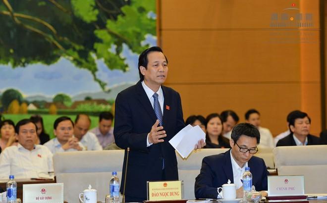 Bộ trưởng Đào Ngọc Dung: Thất nghiệp hay làm trái ngành nghề là điều bình thường, kể cả ở những nước phát triển nhất