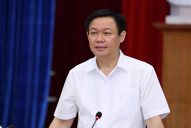 Phó Thủ tướng cho ý kiến về kiến nghị của Bộ Tài chính liên quan đến vấn đề quản lý, sử dụng đất