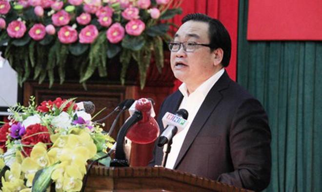Bí thư Thành ủy Hà Nội: Không để tình trạng 'bắt cóc bỏ đĩa'