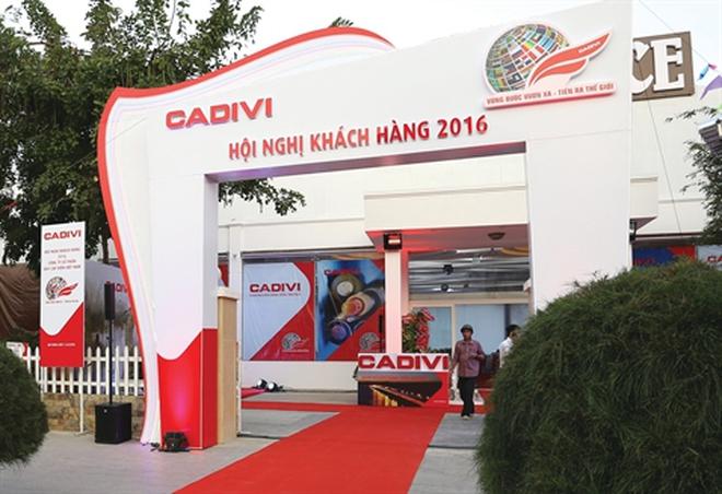 Gelex quyết chi 430 tỷ đồng đầu tư thêm vào Cadivi