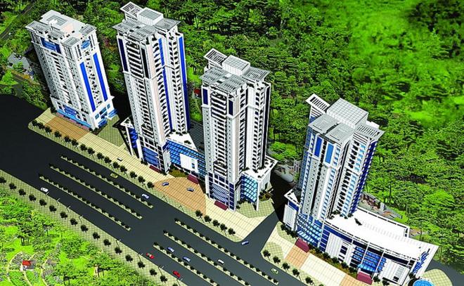 Hà Nội sắp có thêm tổ hợp chung cư quy mô 1.000 tỷ tại dải đất phía Nam đường Đại Cồ Việt