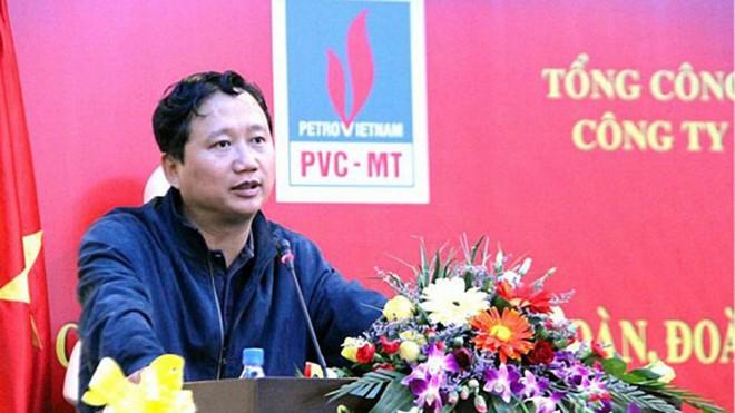 Vụ Trịnh Xuân Thanh: Khởi tố 5 bị can liên quan đến tham ô ở PVC