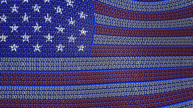 Xảy ra vụ rò rỉ dữ liệu lớn nhất trong lịch sử bầu cử Tổng thống Mỹ