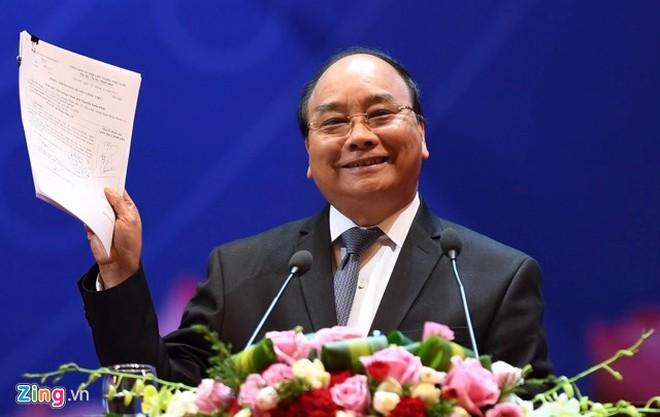 """""""Hội nghị Diên Hồng"""" 2017: Khi Thủ tướng làm liền tay!"""