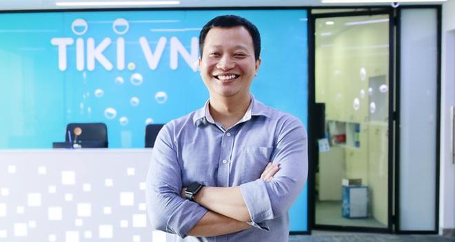 """CEO Tiki khẳng định: Thông tin kêu gọi 50 - 60 triệu USD là """"không chính xác"""""""