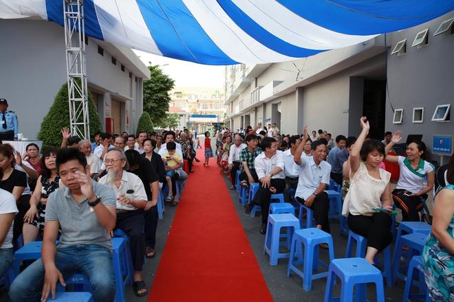 Hội nghị nhà chung cư: Chủ sở hữu chỉ được ủy quyền 1 người tham dự