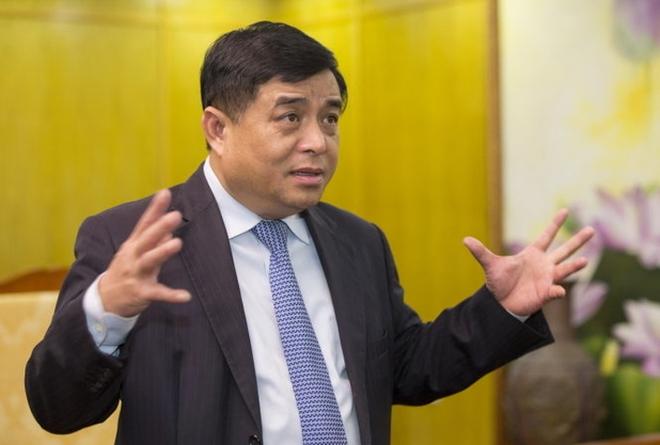 """Khát vọng của Bộ trưởng Kế hoạch và Đầu tư về một Việt Nam """"đầy tiềm năng nhưng chưa bao giờ đạt hết kỳ vọng"""""""