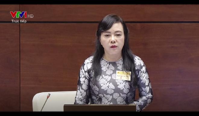 Bộ trưởng Nguyễn Thị Kim Tiến thừa nhận 8 tồn tại lớn trong công tác khám chữa bệnh