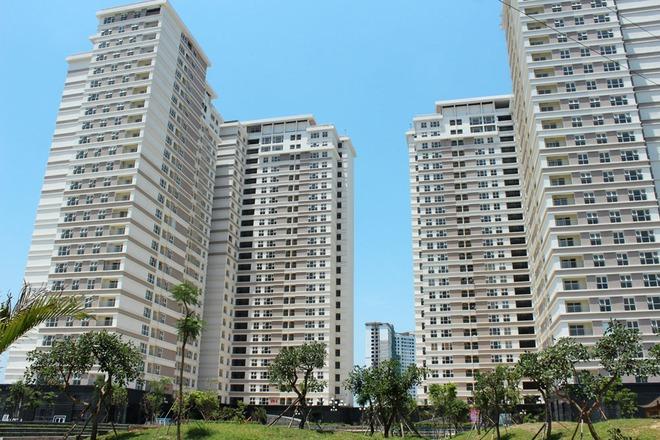 Sẽ có 50.000 căn hộ chung cư đổ bộ vào thị trường BĐS Hà Nội năm 2017