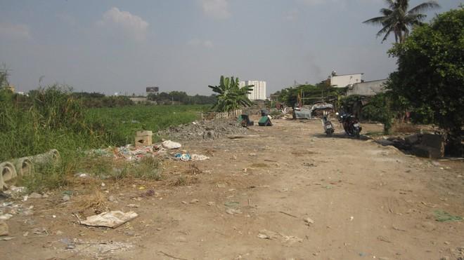 970 khu đất công chưa có pháp lý sử dụng đất