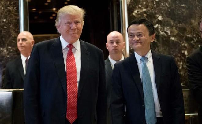 Bài toán khó nhằn đằng sau cuộc gặp giữa Jack Ma và Donald Trump