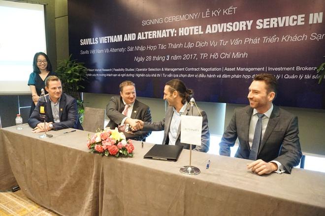 Savills thâu tóm công ty dịch vụ tư vấn khách sạn hàng đầu Đông Dương