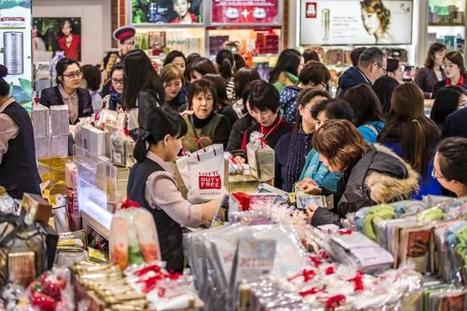 Yonhap: Trung Quốc cấm tất cả công dân du lịch tới Hàn Quốc