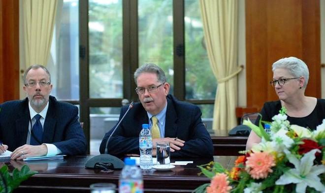 Mỹ hứa giải quyết sớm vấn đề cá da trơn của Việt Nam
