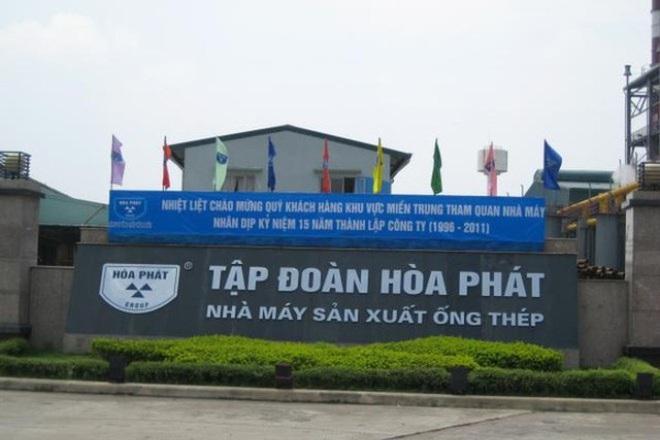 Hòa Phát dự kiến chia cổ tức năm 2016 bằng cổ phiếu tỷ lệ 50%, lên kế hoạch lợi nhuận 2017 thấp hơn 2016 cả nghìn tỷ đồng
