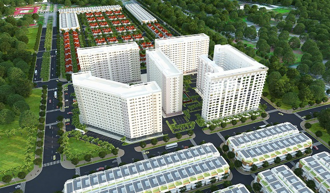 Đất Xanh Đông Nam Bộ – IDE: Phát triển căn hộ 800 triệu tại Bình Tân