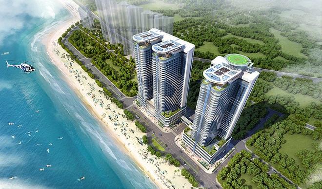 Bất động sản nghỉ dưỡng ven biển Nha Trang thu hút đầu tư