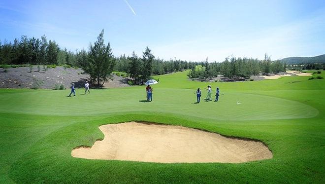 FLC Golf Championship 2017: Tặng căn hộ khách sạn cho golfer mua biệt thự
