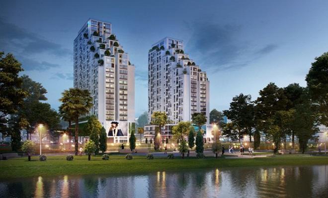 Công bố khu căn hộ Luxgarden hai mặt tiền sông Sài Gòn