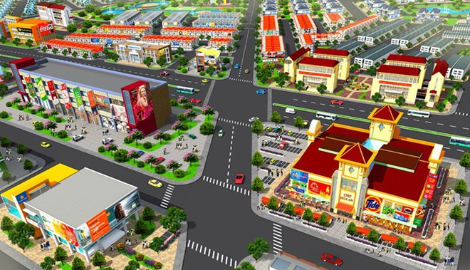 Vì sao Bien Hoa New Town giàu tiềm năng?