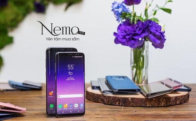 Nhận bộ quà tặng lên tới 4.000.000đ khi pre-order Samsung Galaxy S8 S8+ chính hãng FPT tại Nemo.vn
