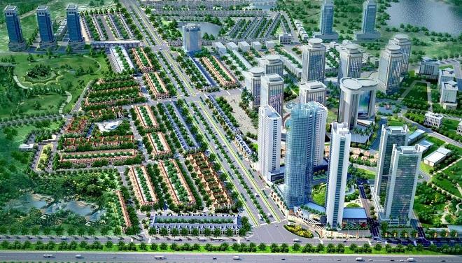 Lý do nào khiến quần thể khu vực phía Tây Hà Nội phát triển mạnh mẽ?