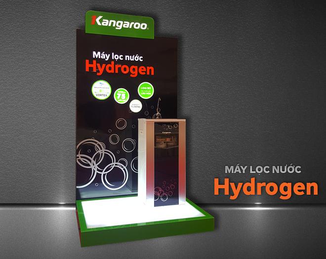 Tìm hiểu về công nghệ tạo Hydrogen trong máy lọc nước Kangaroo