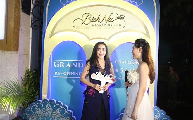 Sự kiện khai trương Clinic 5 sao của BichNa Beauty hội ngộ các nữ doanh nhân