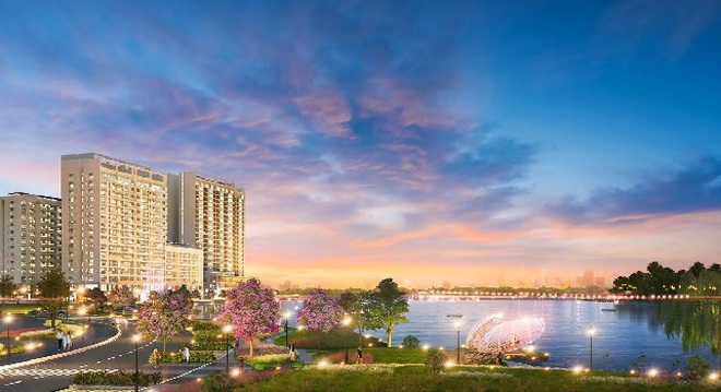 Phú Mỹ Hưng Midtown: chủ đầu tư chi đậm cho dịch vụ, tiện ích