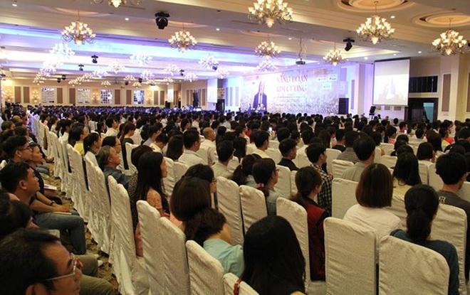 Gần 2.000 người thực hành thiền trong chuỗi sự kiện Năng Đoạn Kim Cương