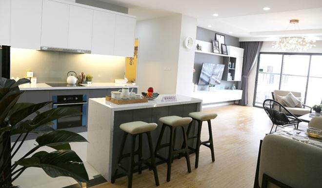 GoldSilk Complex: Ưu đãi hấp dẫn căn hộ sắp bàn giao
