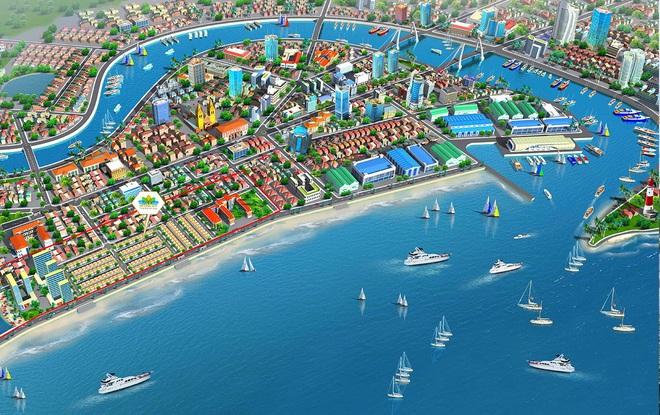 Lời giải cho sức hút của Vietpearl City