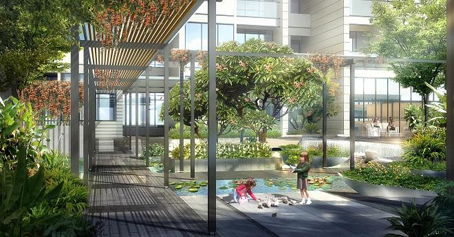 Đầu tư linh hoạt tại Vinhomes Metropolis với căn hộ song lập