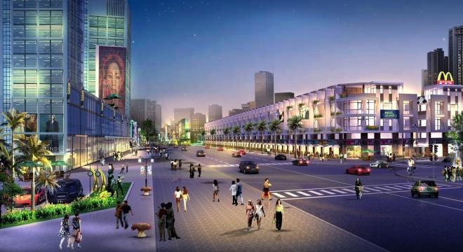 Lý giải sức hút của nhà liền thổ xây sẵn Nam Sài Gòn