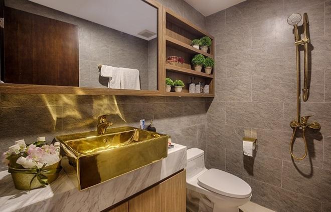 Ra mắt căn hộ thực tế dự án dát vàng Hoà Bình Green Đà Nẵng