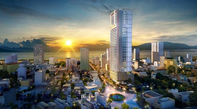 Condotel sở hữu lâu dài ở trung tâm Nha Trang