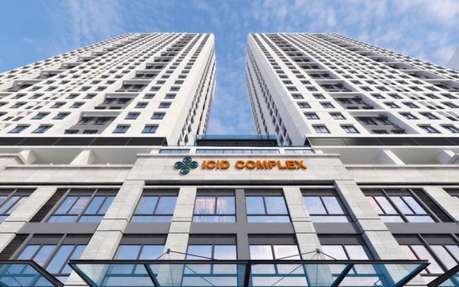 ICID Complex Lê Trọng Tấn mang phong cách Singapore hiện đại