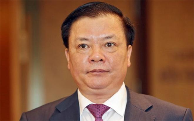 Bộ trưởng Tài chính Đinh Tiến Dũng nói gì về vụ 62 dự án bất động sản?