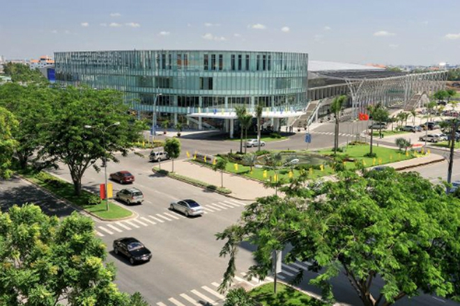 Hút hàng chục triệu USD, trung tâm thương mại tài chính Phú Mỹ Hưng được phát triển như mô hình ở New York