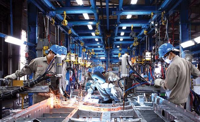 Ngành công nghiệp hỗ trợ đã được hưởng lợi nhờ hàng loạt chính sách này