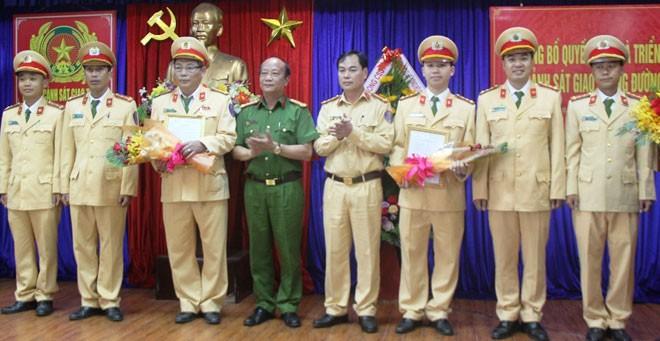 Đà Nẵng thành lập Đội Cảnh sát giao thông đường sắt