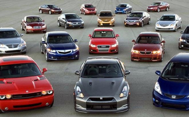 Tháng 3, giá ô tô con nhập khẩu giảm gần 100 triệu đồng/xe