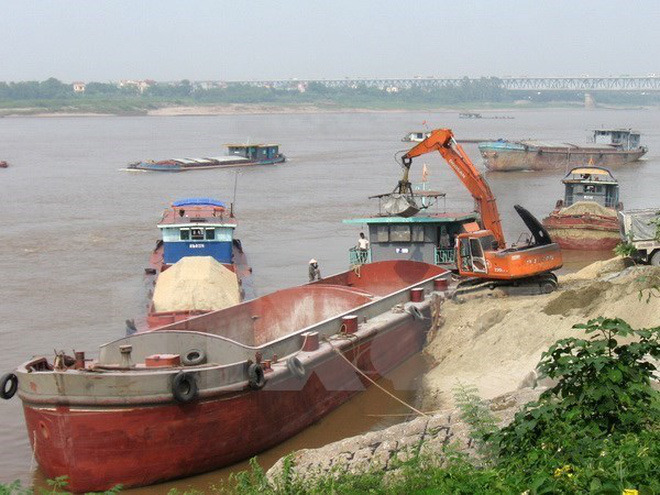 Nguồn cung cát cạn kiệt, nhu cầu vật liệu thay thế ngày càng cao