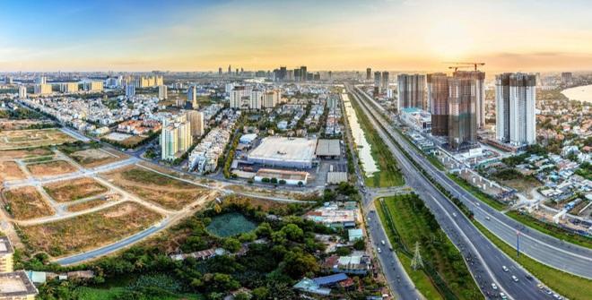 Quy hoạch phát triển đô thị Sài Gòn và Hà Nội đúng hướng, tương lai sẽ tương tự như Singapore