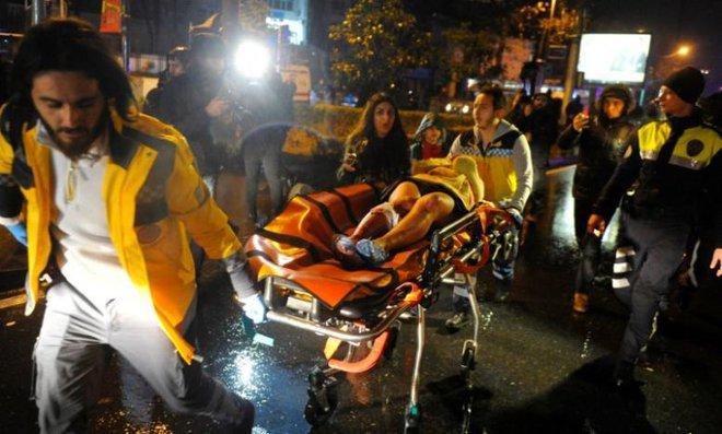 Xả súng ngày đầu năm mới ở Thổ Nhĩ Kỳ, ít nhất 35 người chết