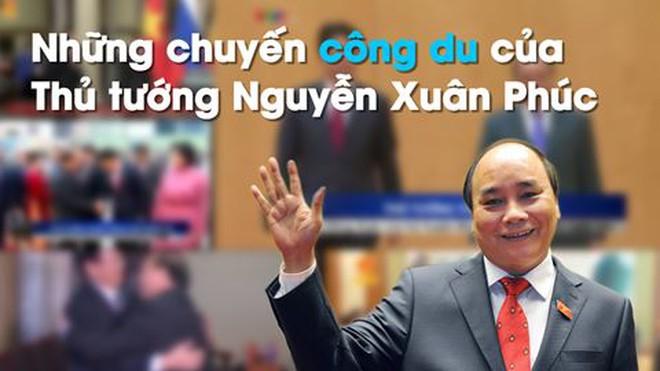 7 chuyến công du của Thủ tướng Nguyễn Xuân Phúc