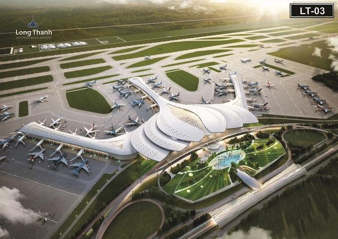 Dự án sân bay Long Thành: 5.000 tỷ đồng giải phóng mặt bằng tách riêng thành tiểu dự án