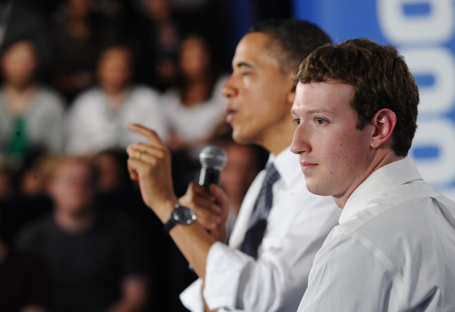 Mark Zuckerberg đang hiện thực hóa kế hoạch bước chân vào chính phủ Mỹ?