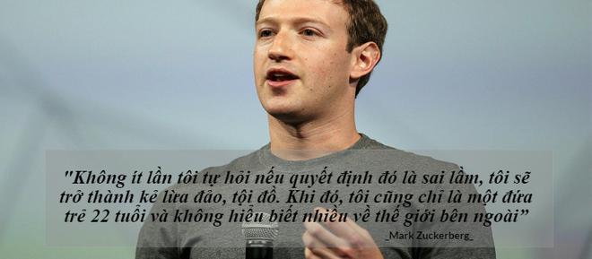 Đồng đội khẳng định, Mark Zuckerberg sẽ hối hận suốt phần đời còn lại vì quyết định này nhưng kết quả thì ngược lại!